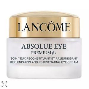 Lancome Absolute Premium BX eye cream